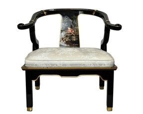 Oriental dining table and chairs