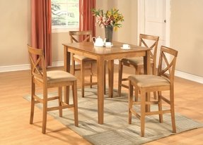 Light Wood Counter Height Dining Sets - Ideas on Foter