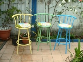 Tropical barstools 1