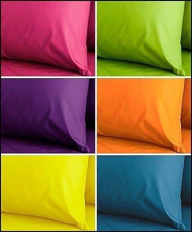 Attirant Bright Colored Bed Sheets