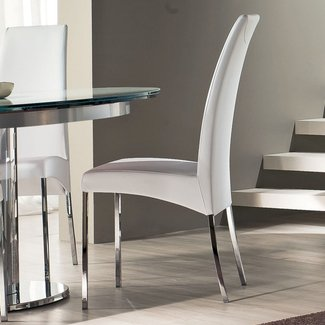 Italian dining chairs ideas on foter for Sedie italian design