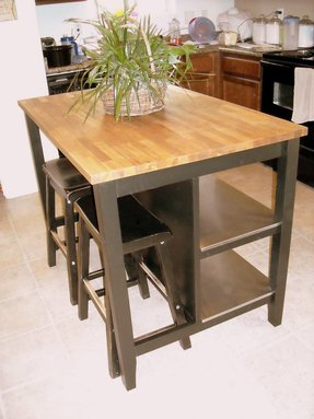 Kitchen Islands On Casters For 2020