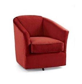 Barrel Chairs Swivel Ideas On Foter