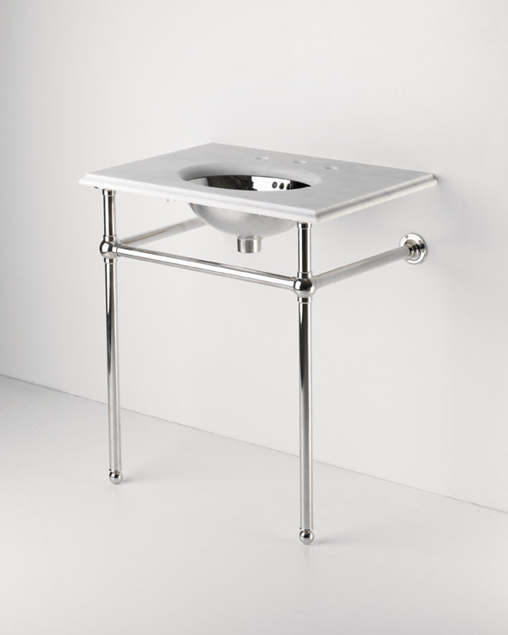 Metal Console Sink Stands