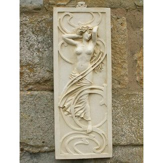 Outdoor wall plaques