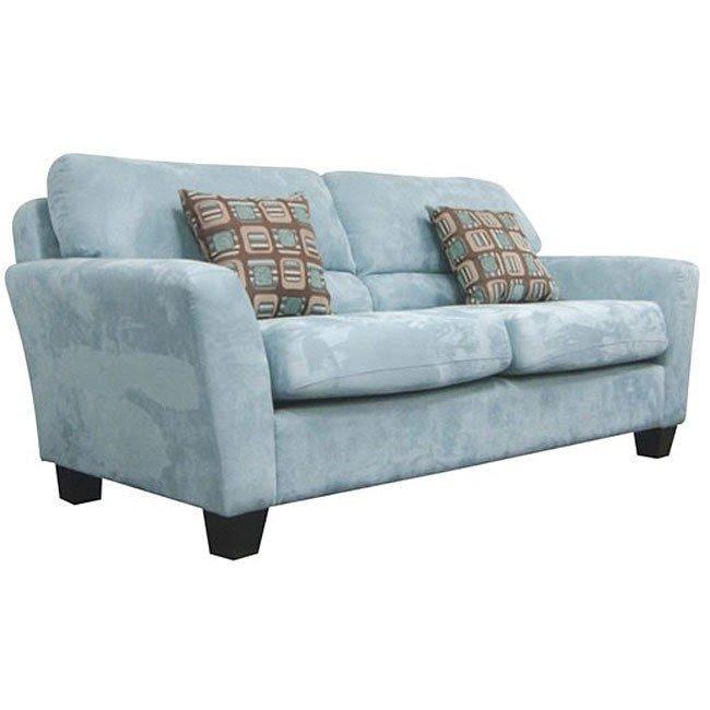 Merveilleux Sky Blue Sofa 2