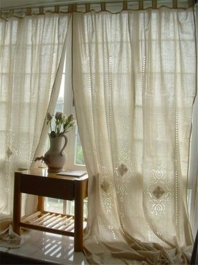 French Linen Curtains Ideas On Foter