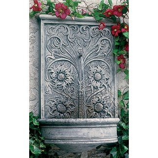 Wall fountains outdoor 189x300 wall decor fountains outdoor 460x728