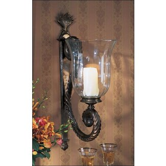 Hurricane Wall Sconces For Candles Ideas On Foter