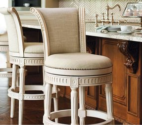 Leather Elegant Bar Stools Foter