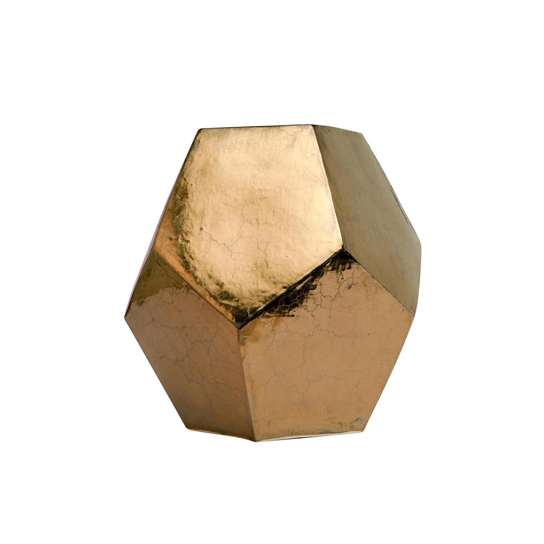 Superbe Gold Nesting Tables