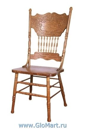 Oak Double Pressback Chairs Foter