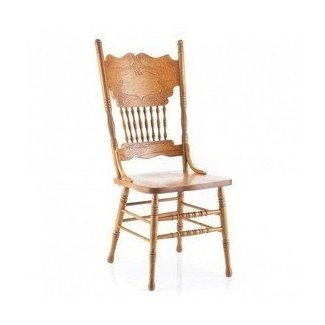 Prime Oak Double Pressback Chairs For 2020 Ideas On Foter Onthecornerstone Fun Painted Chair Ideas Images Onthecornerstoneorg