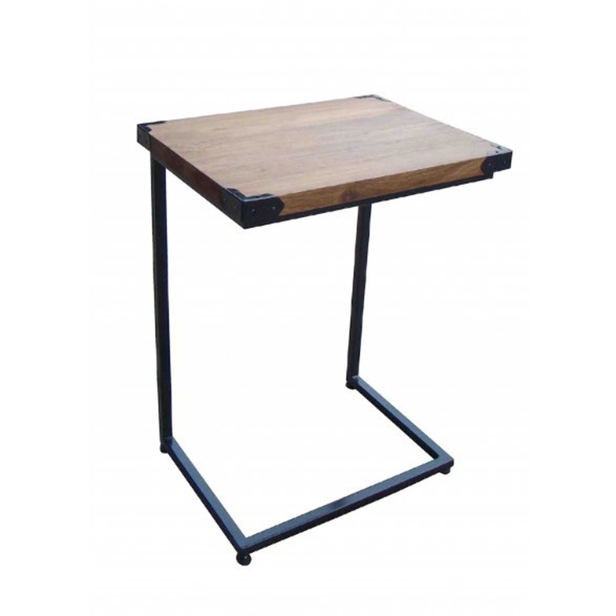Small Computer Table On Wheels
