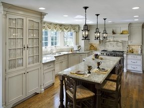 Kitchen Pendants Lights Over Island For