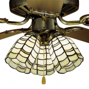 Tiffany style ceiling fan light shades foter tiffany style ceiling fan light shades 3 aloadofball Image collections