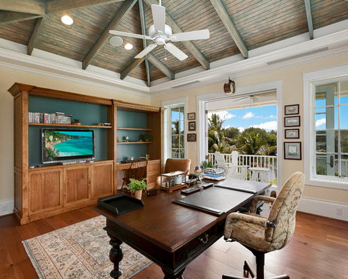 Superbe Tropical Home Office Furniture 2