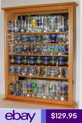 Wine glass display case 2