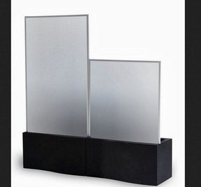 Acrylic room dividers 1