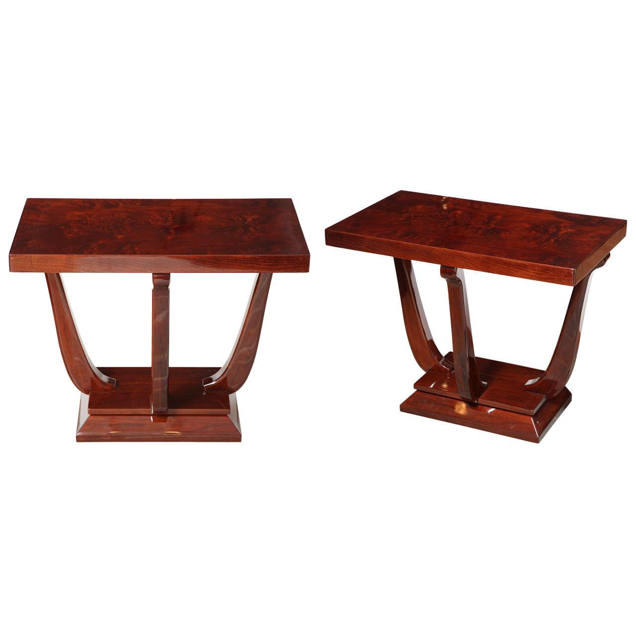 Amazing Art Deco Style Table