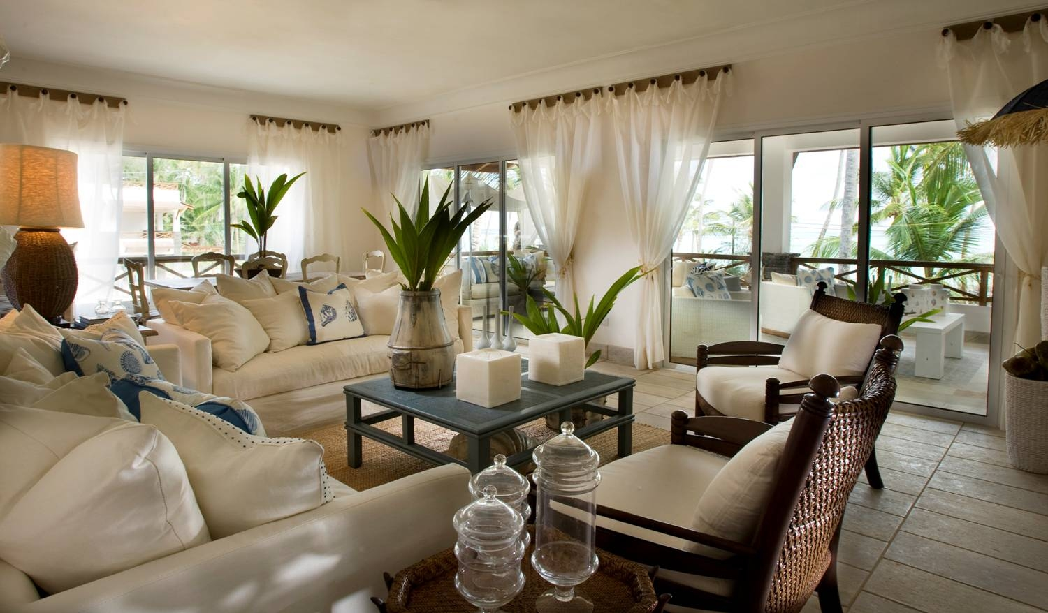 Tropical Living Room Furniture - Ideas on Foter