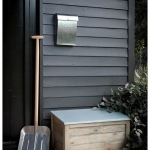 Outdoor Wooden Storage Boxes With Lids