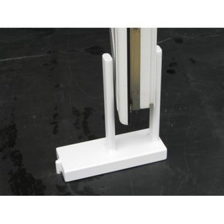 Patio door holder