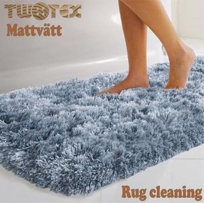 shag bath rug 1 - Bathroom Rugs