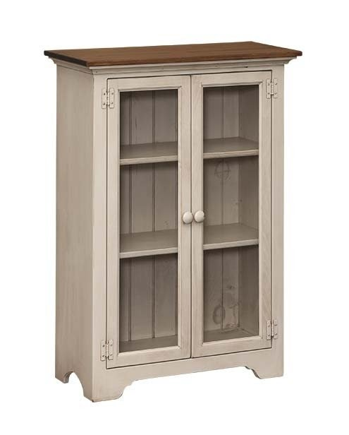 The small bookcase with glass doors is a lovely piece  sc 1 st  Foter & Small Bookcase With Glass Doors - Foter