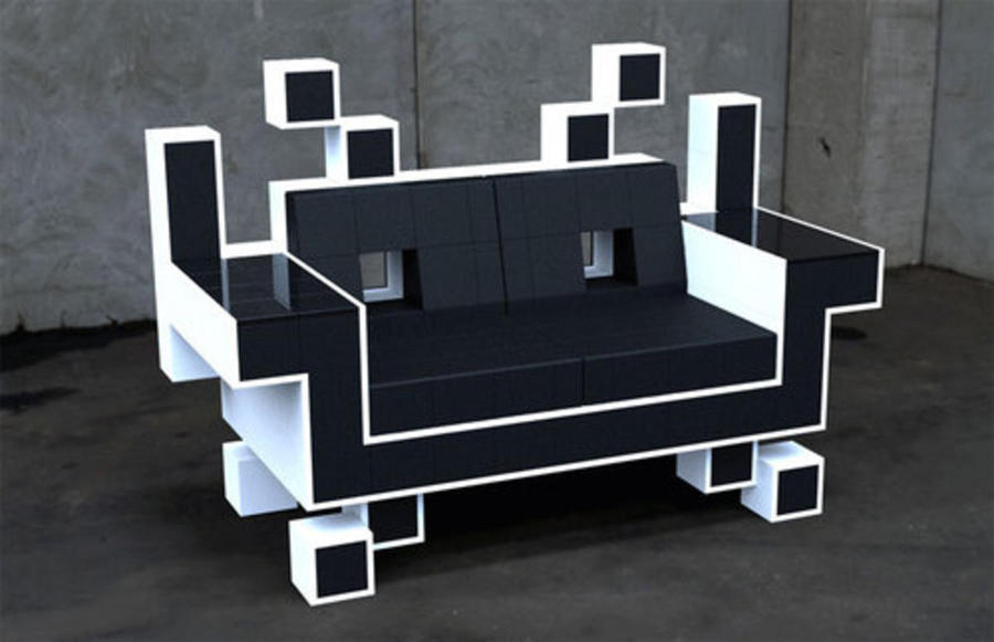 Charmant Video Game Room Furniture