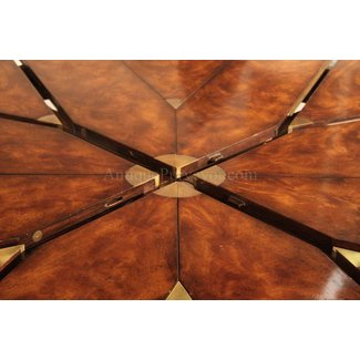 Round Dining Table For People Foter - Round dining table with leaf seats 8