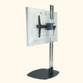 Lcd Tv Floor Stand Ideas On Foter