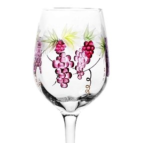 9240879bfb4 Hand Blown Crystal Wine Glasses - Ideas on Foter