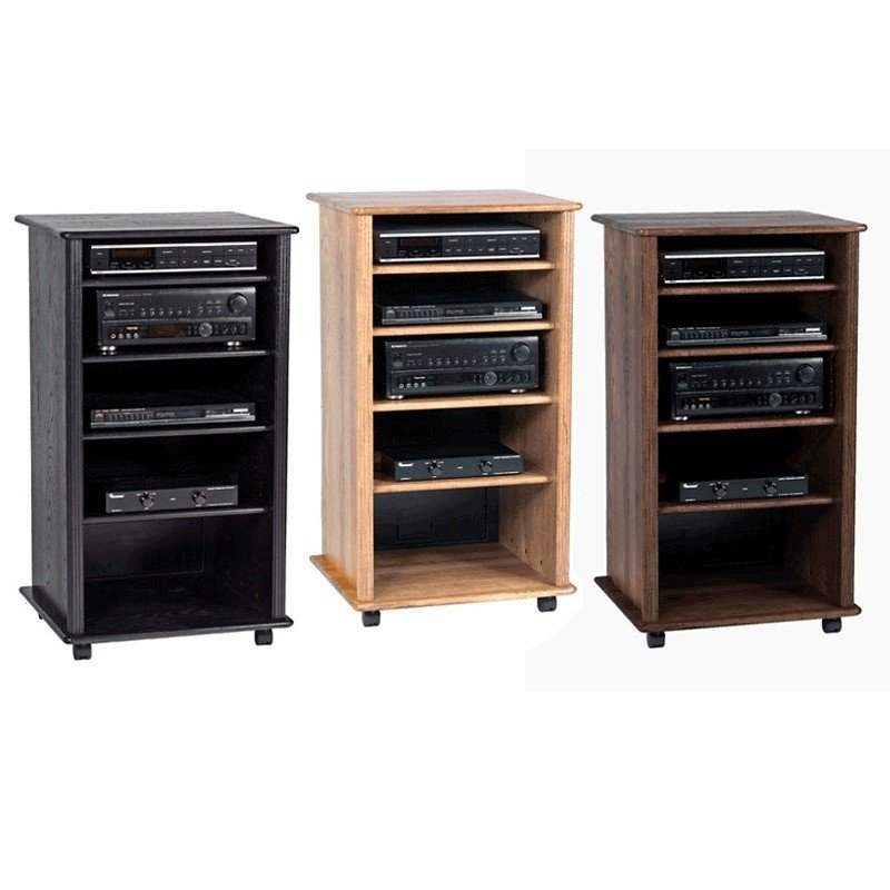 Superieur Wooden Stereo Cabinet