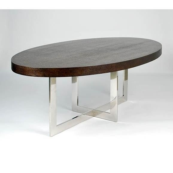 Xo Oval Dining Table