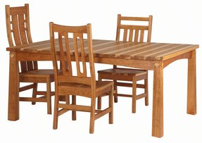 Mission Oak Dining Room Chair - Ideas on Foter