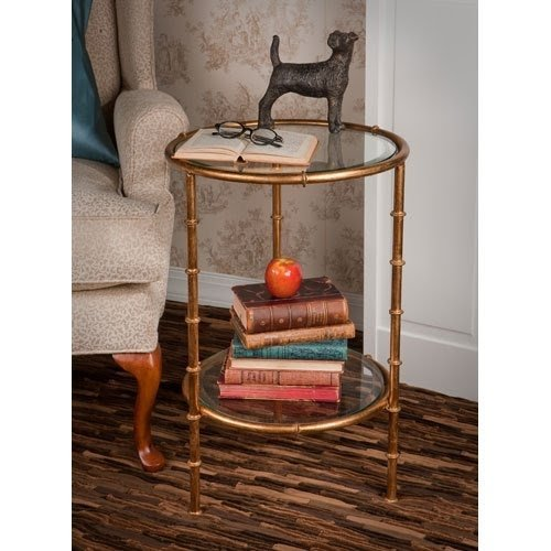 Bamboo End Tables 5