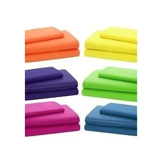 Bright colored bedding 6