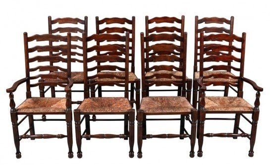Ladder Back Dining Chairs French Ladder Back Dining Chairs Ladder