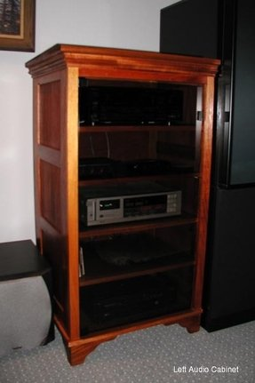 Wooden Stereo Cabinet Ideas On Foter