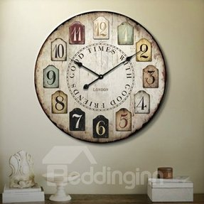 Mediterranean Wall Clocks Ideas On Foter