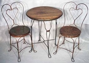 Soda shop chairs 1