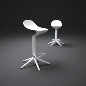Ultra modern counter stools