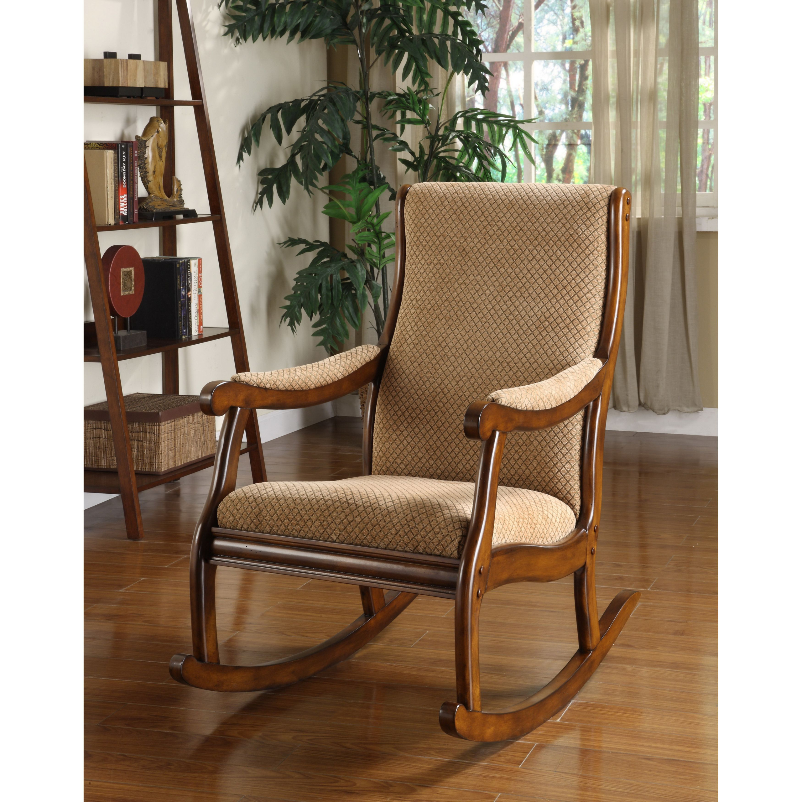 Affordable modern rocking chair
