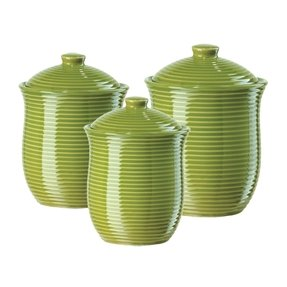 Canister sets for kitchen ceramic 1