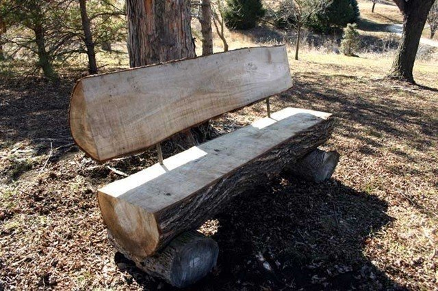 Furniture Made Out Of Logs