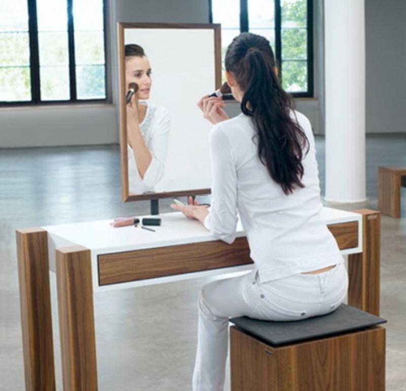 Modern vanity table set & Modern Makeup Vanity Table - Foter