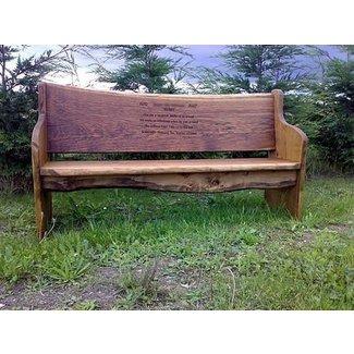Stupendous Memorial Garden Benches Ideas On Foter Machost Co Dining Chair Design Ideas Machostcouk
