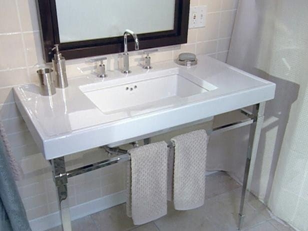 Small Sinks For Powder Room