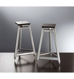 Stainless steel speaker stands 20